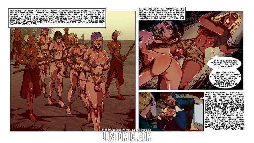 Раб и госпожа комиксы 45132 фотография